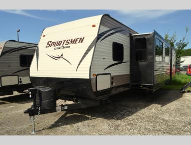 New 2019 KZ Sportsmen 312BHK Travel Trailer RV For Sale (1)