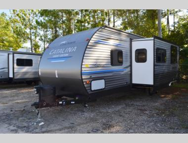 New 2019 Coachmen Catalina Legacy 293QBCK Travel Trailer RV For Sale (1)