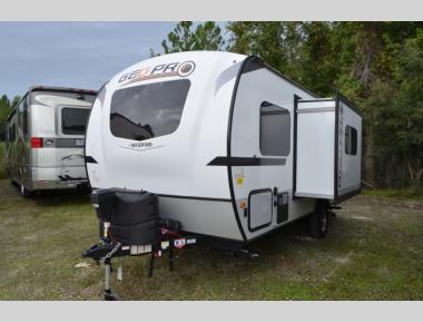 New 2019 Forest River Geo Pro G19FBS Travel Trailer RV For Sale (1)