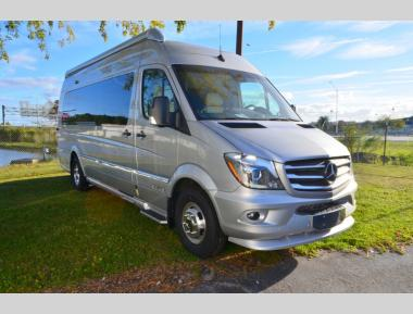 New Mercedes Benz 2019 Airstream Interstate Lounge Class B Van Camper Motor Home RV For Sale (1)