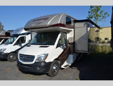 New Mercedes Benz Diesel 2019 Forest River Sunseeker MBS 2400WS Class C Motor Home RV For Sale (1)