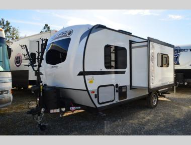 New 2019 Forest River Rockwood Geo Pro 19FBS Travel Trailer RV For Sale (1)