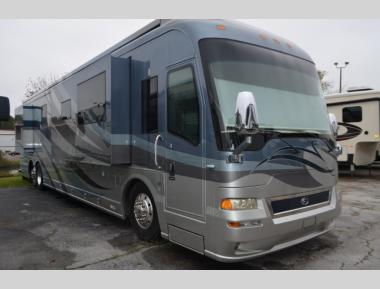 Used 2007 Country Coach Affinity 700 Custom Class A Diesel Pusher Motor Home RV For Sale (2)