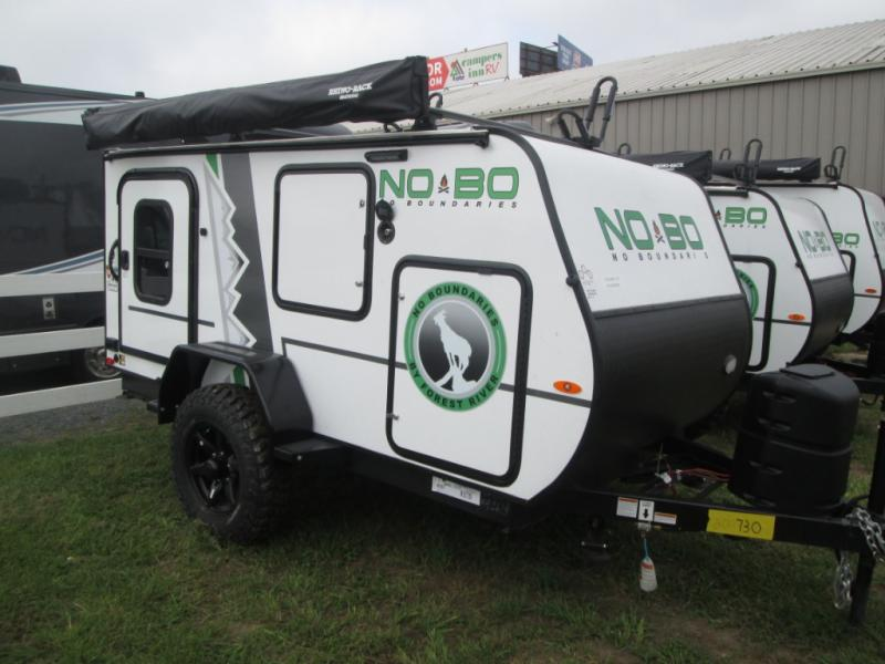 New 2019 Forest River Rv No Boundaries Nb10 5 Travel
