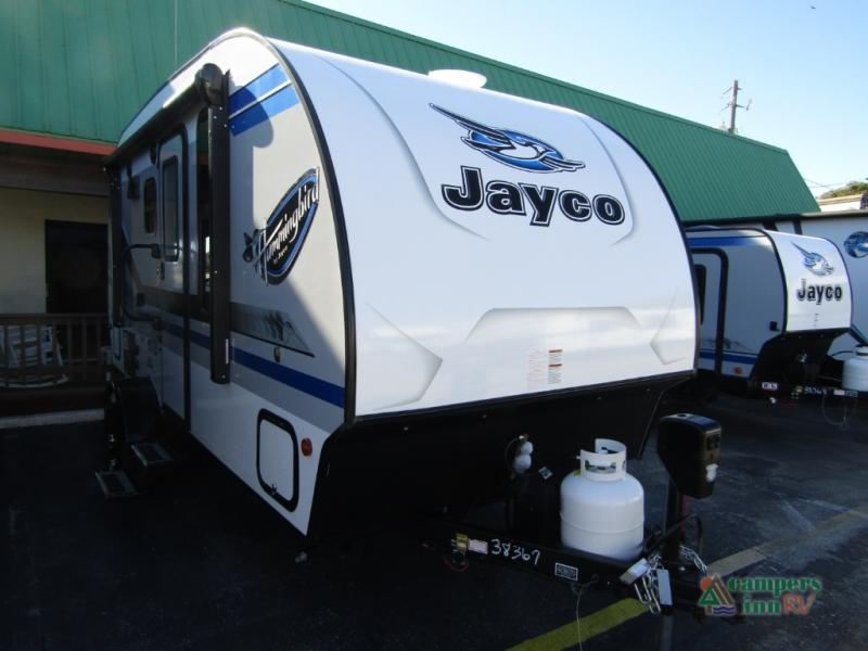 New 2019 Jayco Hummingbird 16mrb Travel Trailer At Campers