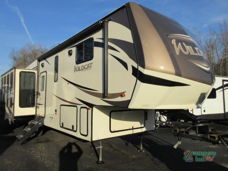 New 2018 Forest River Rv Wildcat 32wb Fifth Wheel At