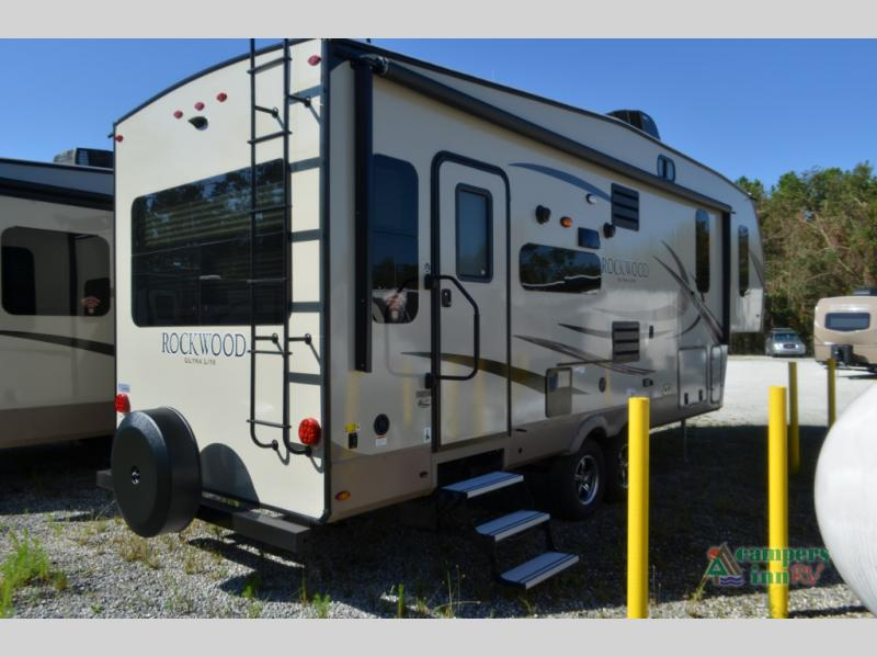 New 2018 Forest River RV Rockwood Ultra Lite 2440WS Fifth