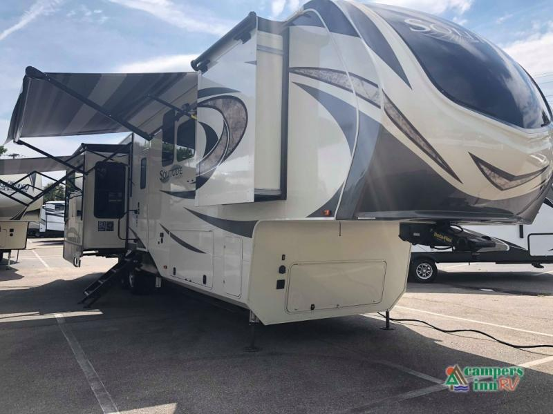 New 2019 Grand Design Solitude 373fb R Fifth Wheel At