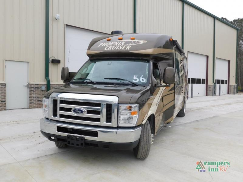 New 2019 Phoenix Cruiser 2552 Motor Home Class C at Campers