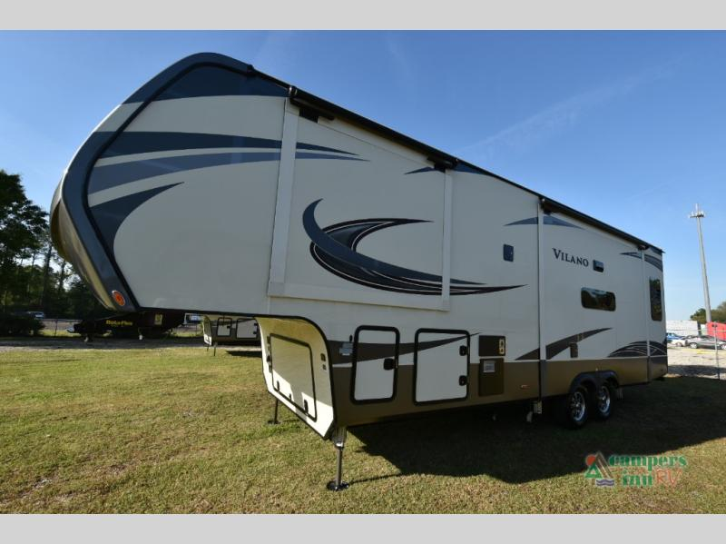 New 2019 Vanleigh Rv Vilano 320gk Fifth Wheel At Campers