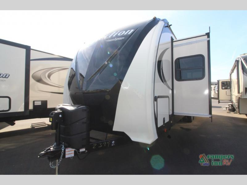 New 2020 Grand Design Reflection 315rlts Travel Trailer At