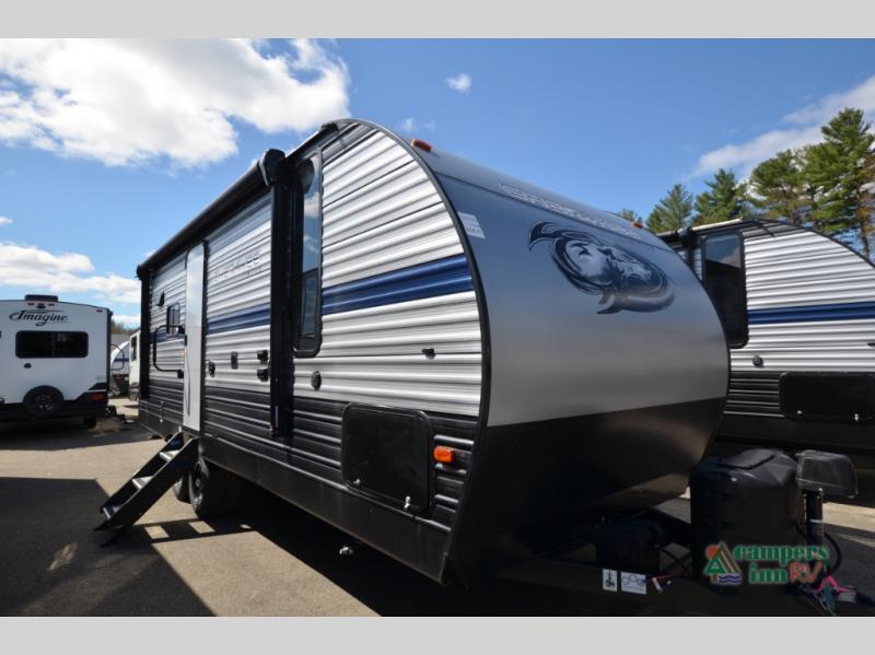 New 2019 Forest River Rv Cherokee 214jt Travel Trailer At