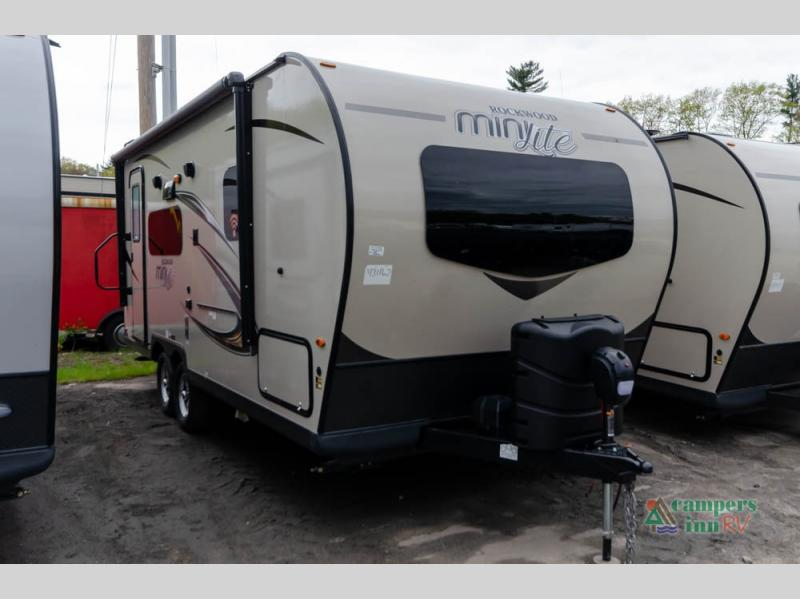 New 2020 Forest River Rv Rockwood Mini Lite 2109s Travel