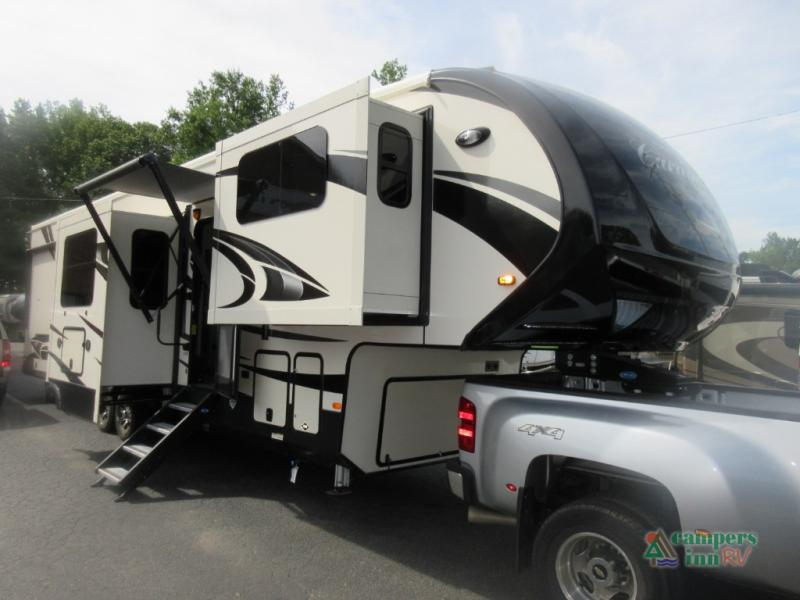 New 2020 Forest River Rv Cardinal Luxury 3700flx Fifth