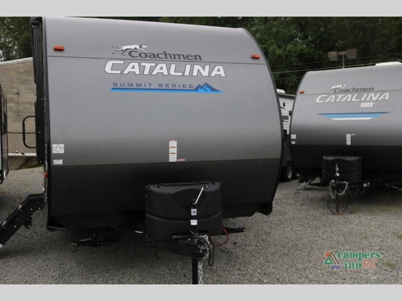 New 2020 Coachmen RV Catalina SBX 221DBS Travel Trailer at