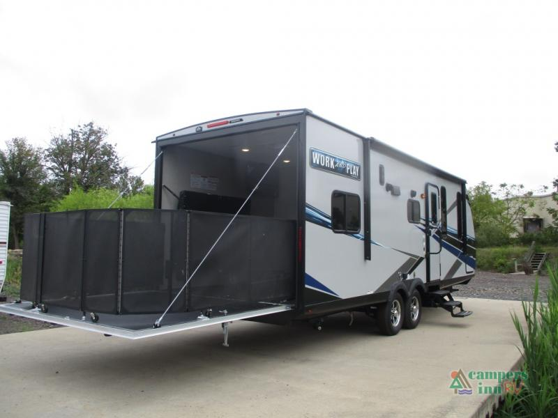2021 Coachmen RV work and play