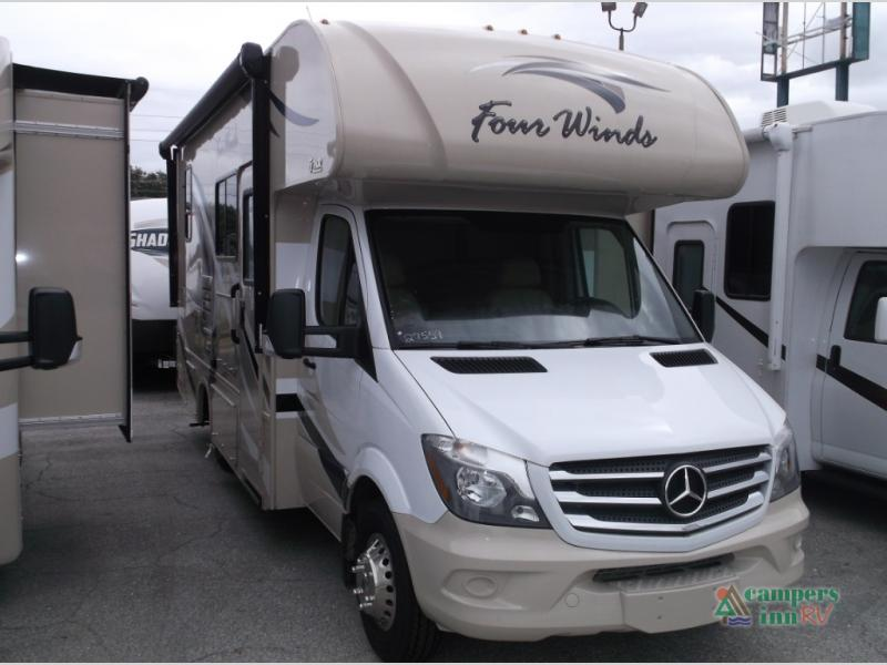 Mercedes Of Fredericksburg >> New 2018 Thor Motor Coach Four Winds 24HL Motor Home Class ...