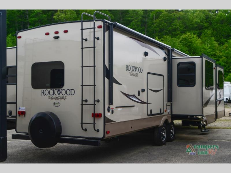 New 2019 Forest River Rv Rockwood Signature Ultra Lite