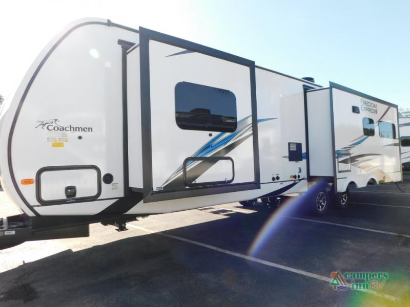 2021 Coachmen RV freedom express liberty edition