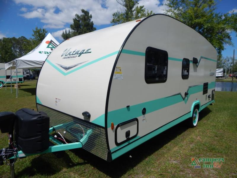 New 2018 Gulf Stream Rv Vintage Friendship 19rbs Travel