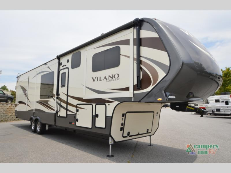 New 2018 Vanleigh Rv Vilano 375fl Fifth Wheel At Campers