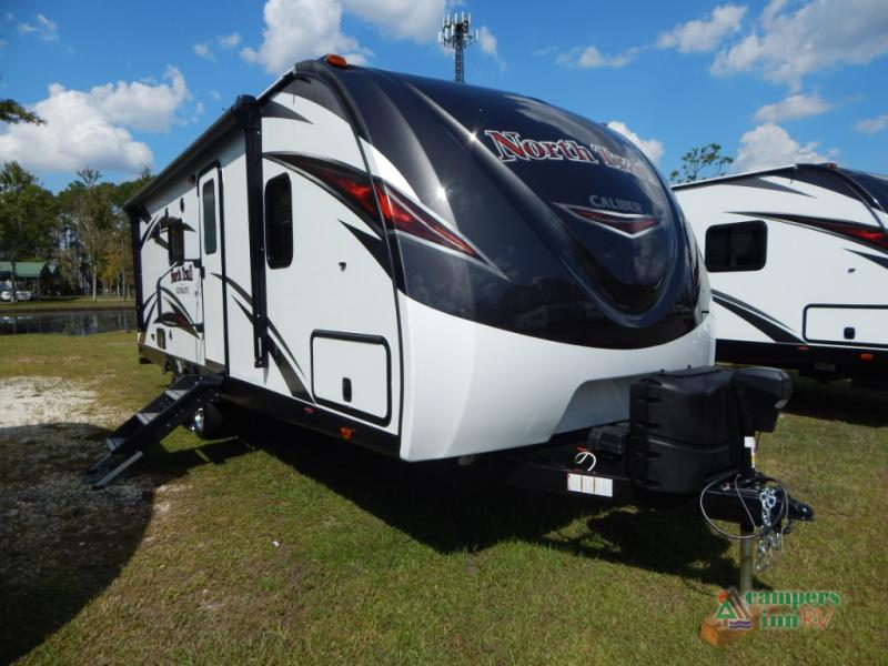 New 2018 Heartland North Trail 22fbs Travel Trailer At