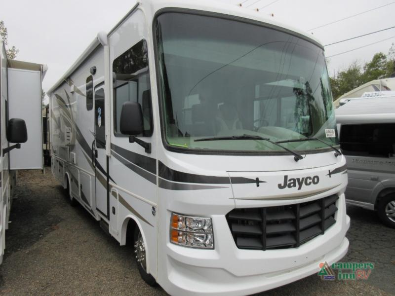 New 2018 Jayco Alante 31V Motor Home Class A at Campers Inn