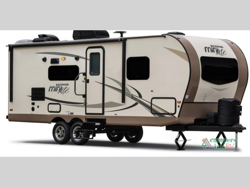 New 2019 Forest River Rv Rockwood Mini Lite 2506s Travel