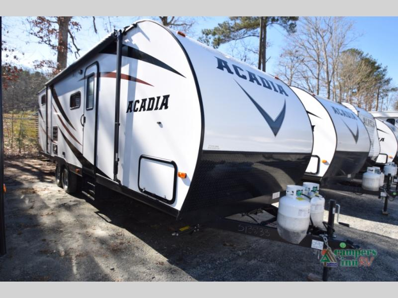 Used 2018 Forest River Rv Acadia 29lt Travel Trailer At