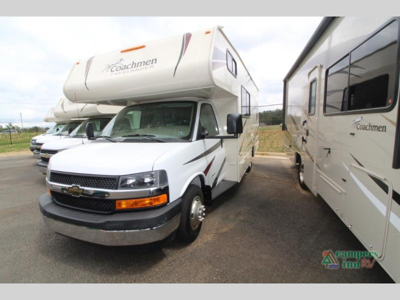 New 2018 Coachmen Rv Freelander 21qb Motor Home Class C At