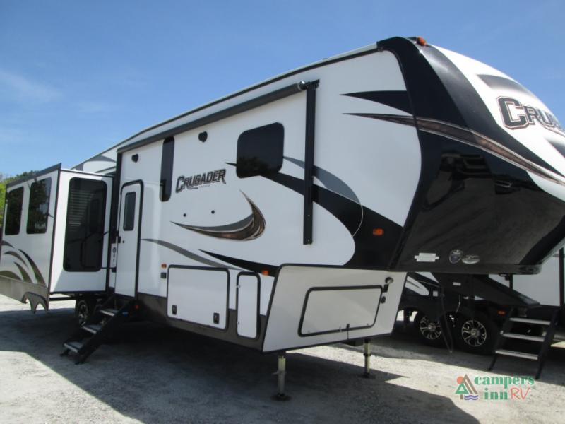 New 2019 Prime Time Rv Crusader 341rst Fifth Wheel At