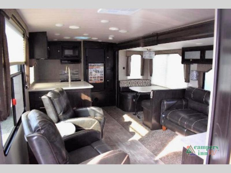 New 2019 Heartland North Trail 28RKDS Travel Trailer at