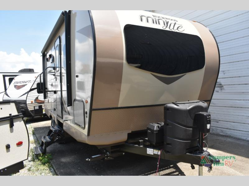 New 2019 Forest River Rv Rockwood Mini Lite 2104s Travel