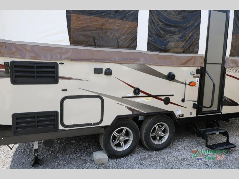 New 2019 Forest River Rv Rockwood High Wall Series Hw296