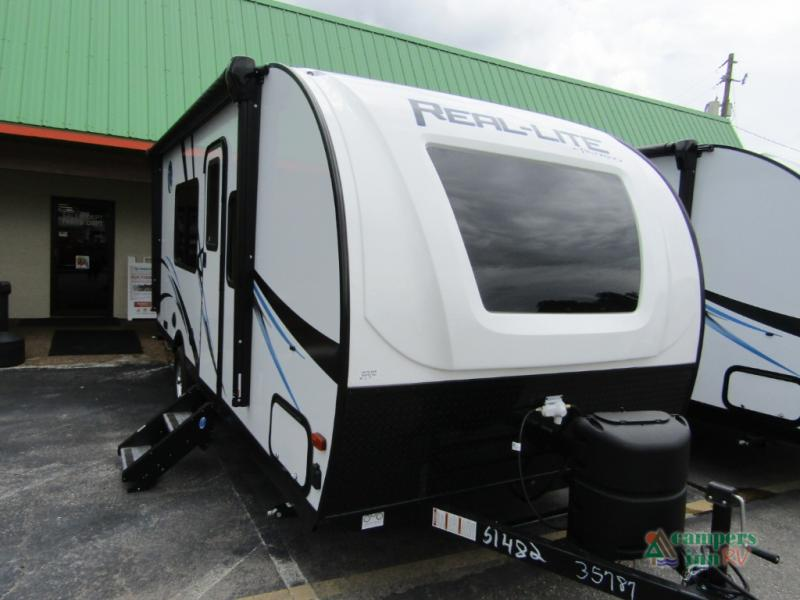 new 2019 palomino real lite mini 180 travel trailer at. Black Bedroom Furniture Sets. Home Design Ideas