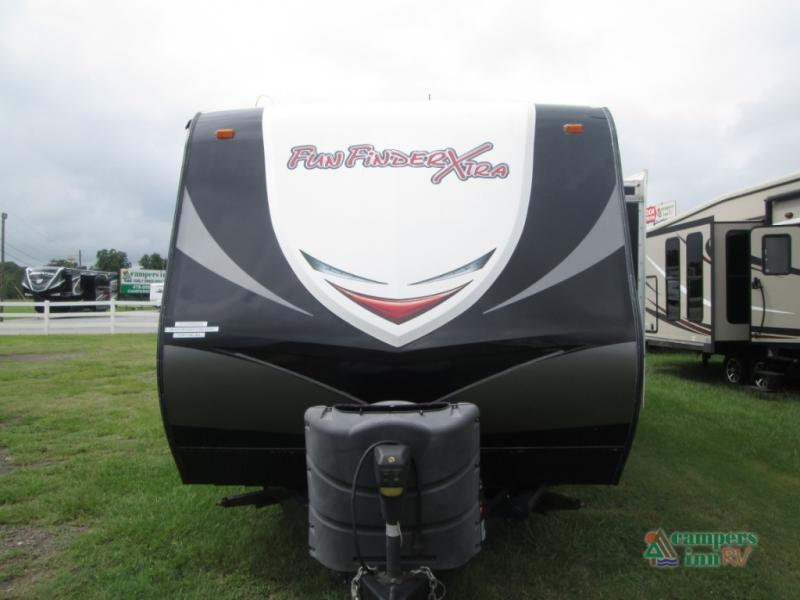 Used 2014 Cruiser Fun Finder Xtra M 300 Toy Hauler Travel