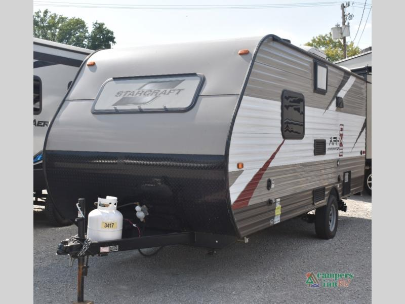 Used 2017 Starcraft Autumn Ridge 18qb Travel Trailer At