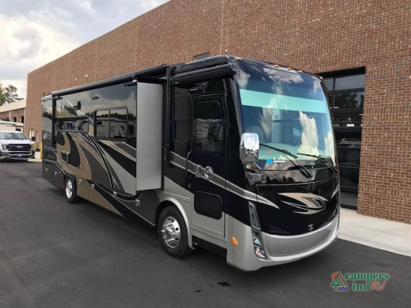 New 2019 Tiffin Motorhomes Allegro Breeze 33 Br Motor Home