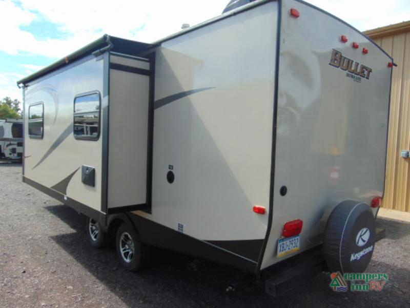 Used 2014 Keystone Rv Keystone Bullet 246rbs Travel