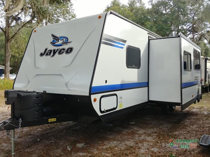Used 2018 Jayco Jay Feather 25bh Travel Trailer At Campers