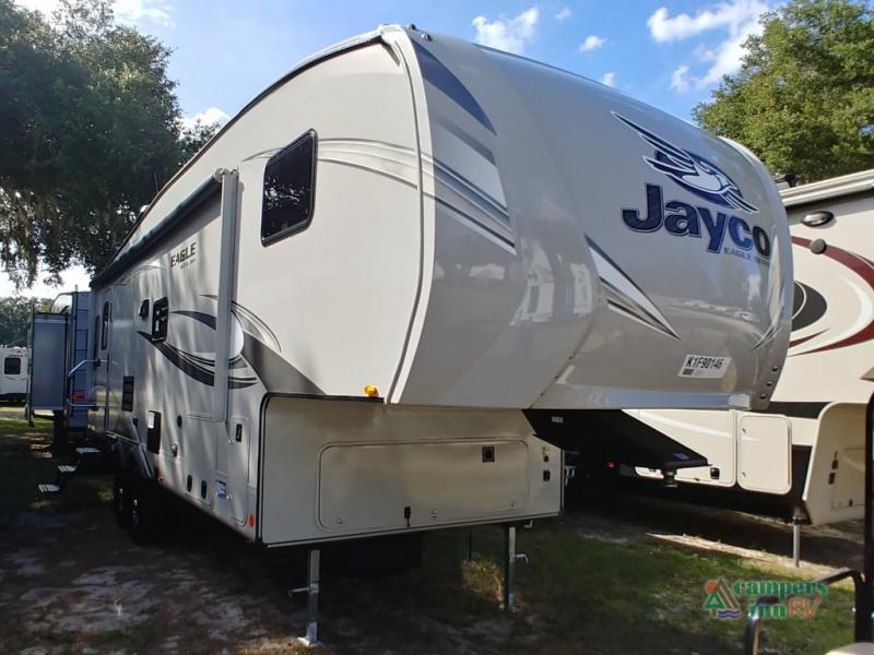 New 2019 Jayco Eagle Htx 26rlx Fifth Wheel At Campers Inn