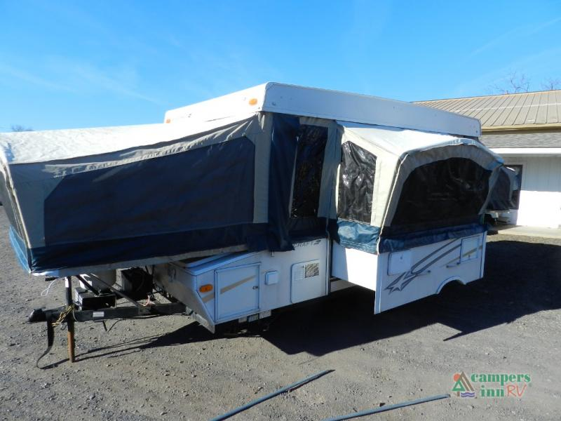 Used 2008 Starcraft Starcraft 2409 Folding Pop Up Camper