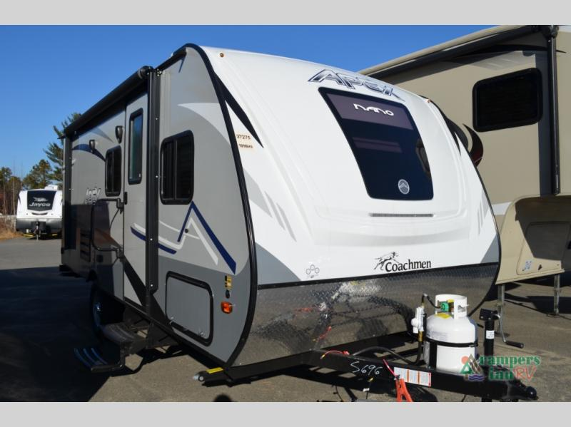 New 2019 Coachmen Rv Apex Nano 193bhs Travel Trailer At
