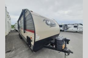 Used 2019 Forest River RV Cherokee Grey Wolf 26DJSE Photo