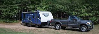 Towing a RV