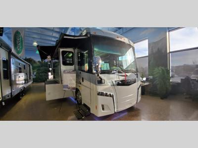 Motorhome Inside Showroom