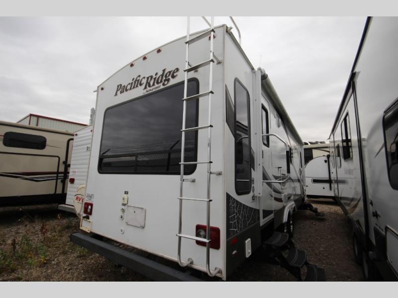 Used 2011 Komfort Pacific Ridge 27rl For Sale 16068