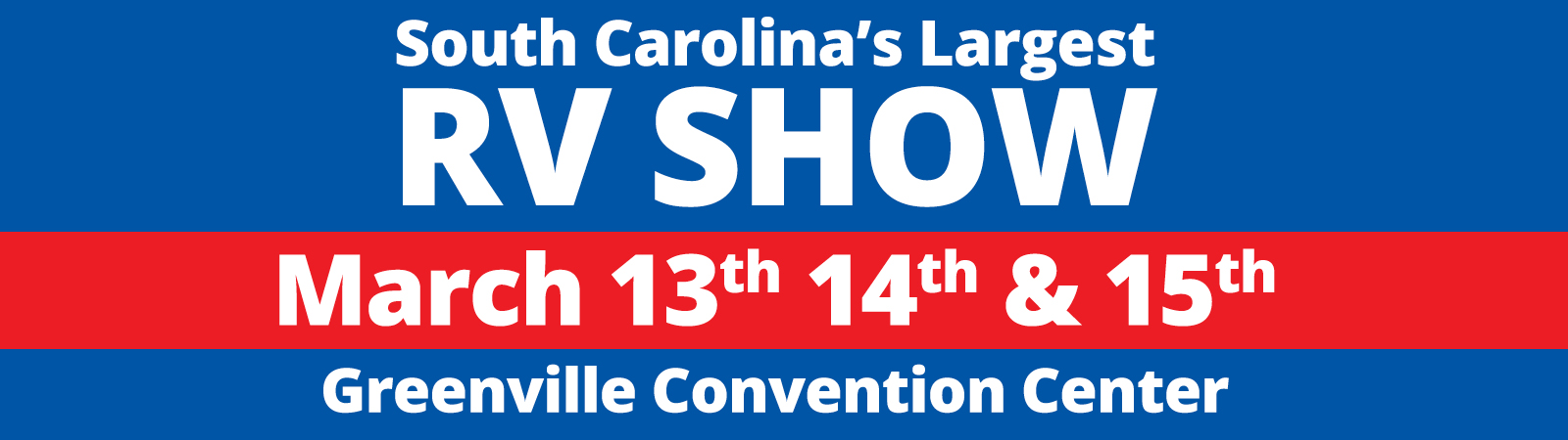 South Carolina's Largest RV Show