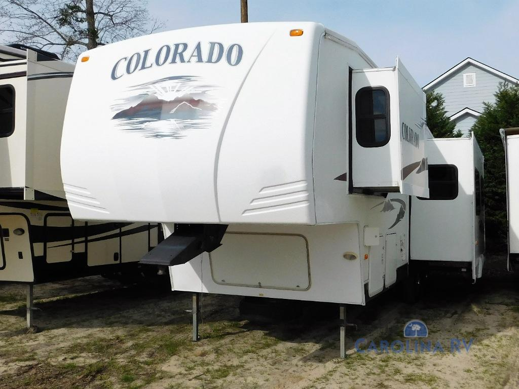 Incredible Used 2007 Dutchmen Rv Colorado 28Tb M5 Fifth Wheel Pabps2019 Chair Design Images Pabps2019Com