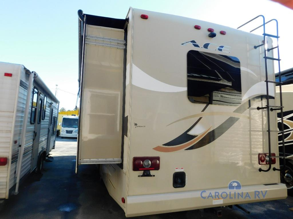 Used 2015 Thor Motor Coach ACE 30.2 Motor Home Cl A - BUNKS, CL A  In A Thor Tuscany Tow Wiring Diagram on